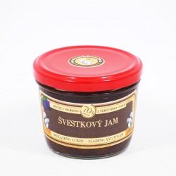 Švestkový jam s xylitolem 200 g - neslazeno cukry