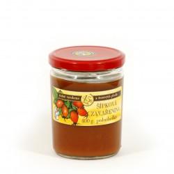 Šípková marmeláda polosladká 400 g
