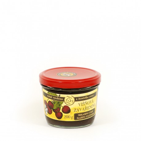 Dia višňová marmeláda s xylitolem - neslazeno cukry 200 g