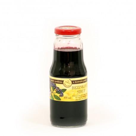 Bezinkový sirup (plod) 300 ml