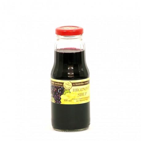 Hroznový sirup 300ml (červené hrozny)