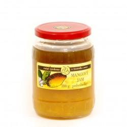 Mangový jam polosladký 700g
