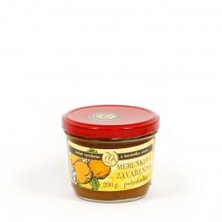 Meruňková marmeláda polosladká 200 g