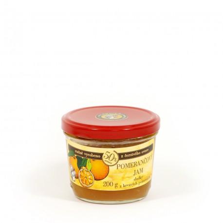 Pomerančový jam sladký 200 g