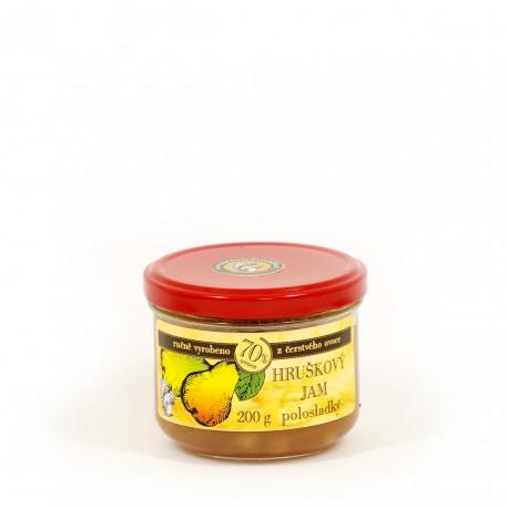 Hruškový džem polosladký 200 g