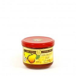 Hruškový džem s karamelem polosladký 200 g