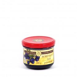 Borůvkový džem polosladký 200 g