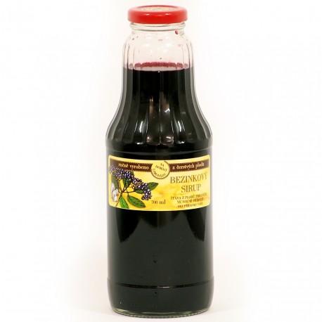 Bezinkový sirup (plod) 700 ml