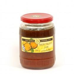 Meruňkový jam polosladký 700g