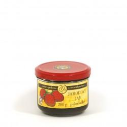 Jahodový džem polosladký 200 g
